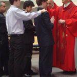 Confirmation 2012 at St. Thomas the Apostle, Peoria