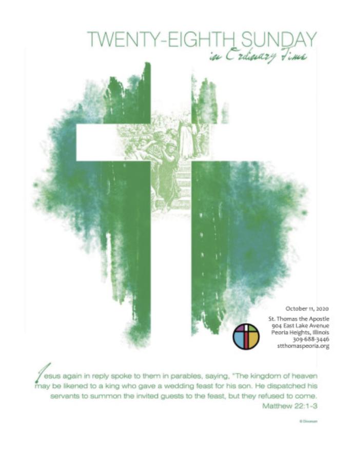 Bulletin Cover 10-11
